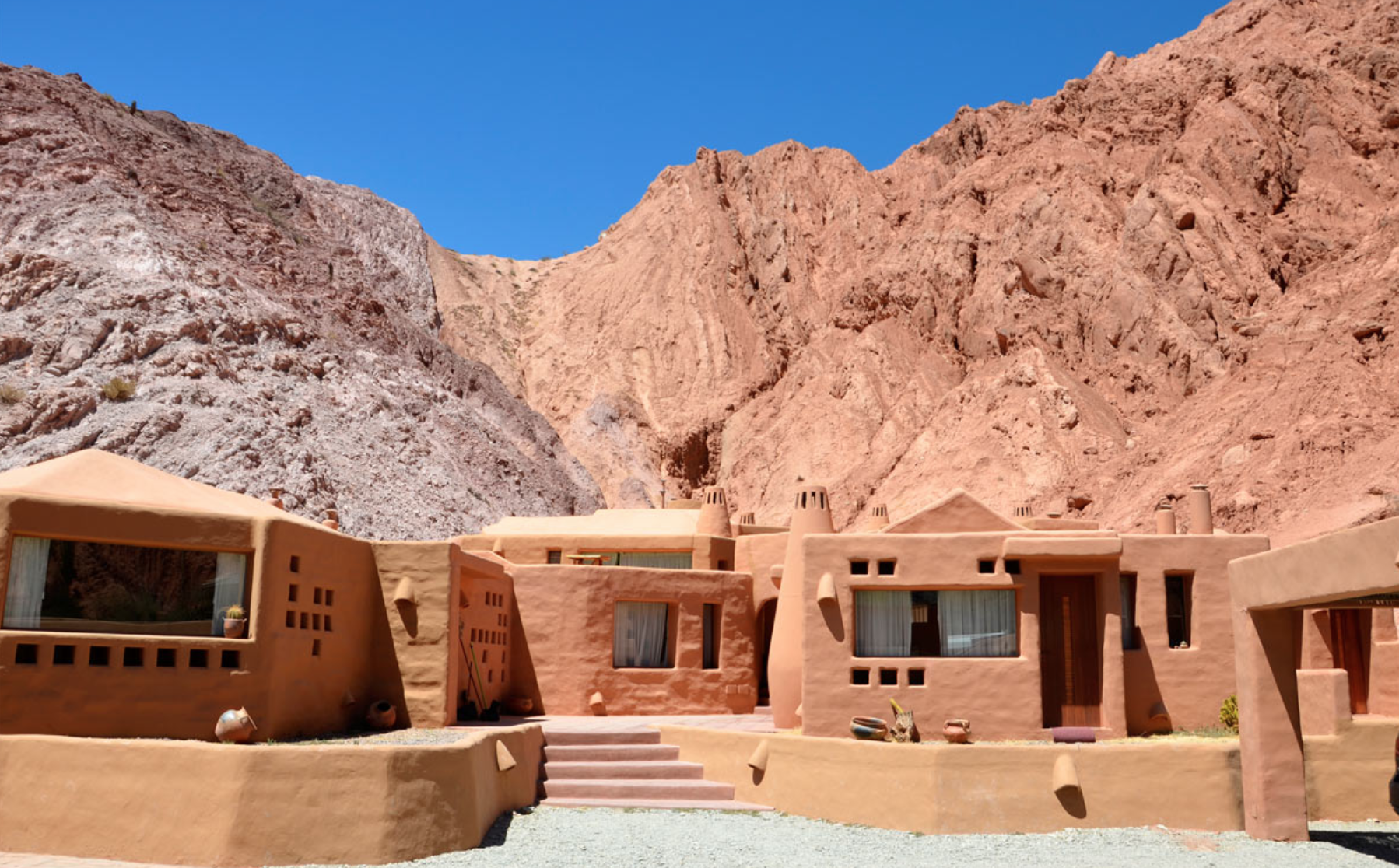 Road-tripping the North of Argentina: Purmamarca