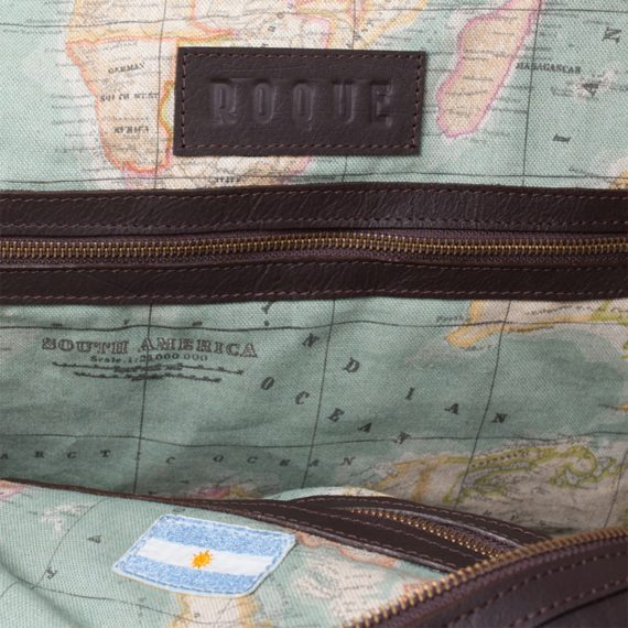 argentine leather product