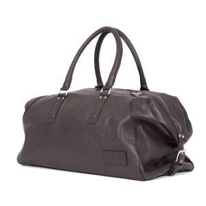 leather duffle bag argentina