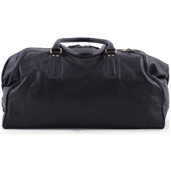 leather bags duffle bag black in argentina