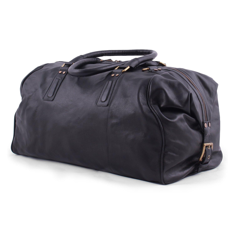 Pampa Puro Black Large Duffle Bag