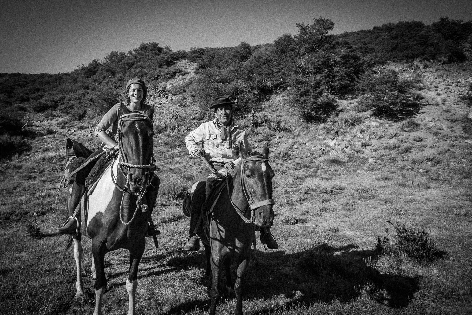 roque-bags_home-travellog_gaucho-on-a-horse-patagonia-lucinda-paxton