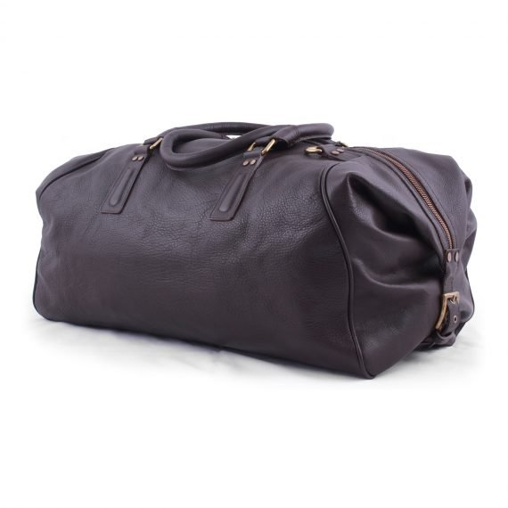 leather bags duffle bag Brown in argentina