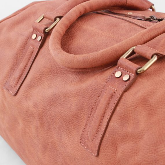 leather bags duffle bag Bourbon in argentina