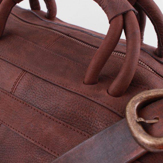 leather bags weekender bag brown in argentina