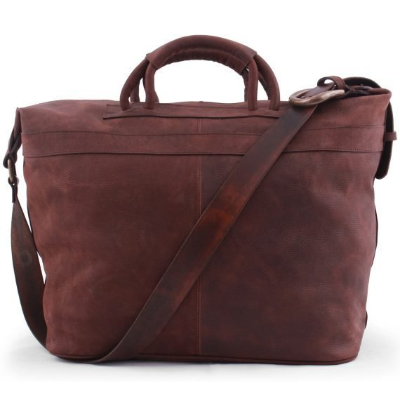 leather bags weekender bag brown in argentina