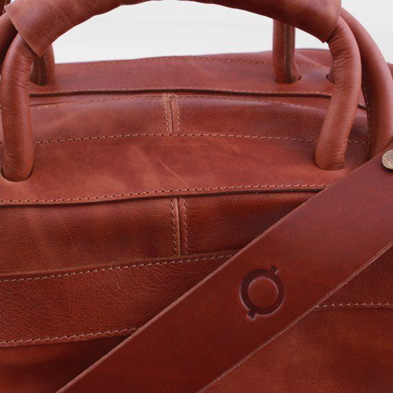 leather bags weekender bag Tan in argentina
